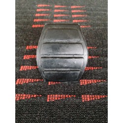 Brake and clutch pedal cover