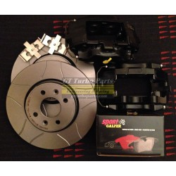 Kit frenada Brembo 280mm + Pastillas Sport.