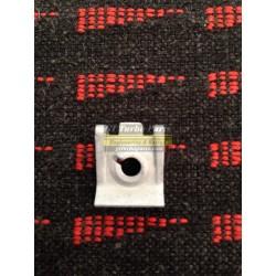Bumper bolt clip
