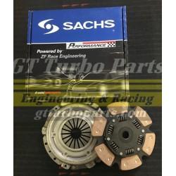 Prensa Sachs Race engineering + disco cerámico de 6 pastillas amortiguador