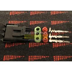 Kit reparación conector 3 vías módulo de encendido