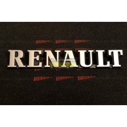 "Rear boot ""Renault"" badge"