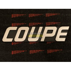 """""""COUPE"""" Badge"""