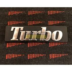 """Turbo"" Badge"