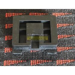 Radiator upper rubber pad