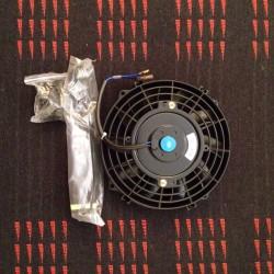 """Ventilador 8"""" para Intercooler."""