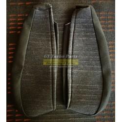 Pareja de laterales inferiores de asiento. Fase 2 y Alain Oreille (Tapicería de triángulos)