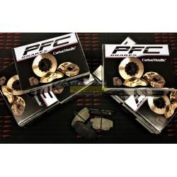 Pastillas de competición Performance Friction PFC, compuesto 39