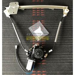 Electric window mechanism. LEFT