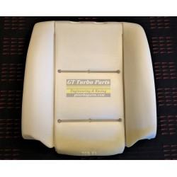 Back section seat foam
