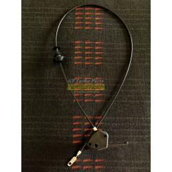 Bonnet unlock cable