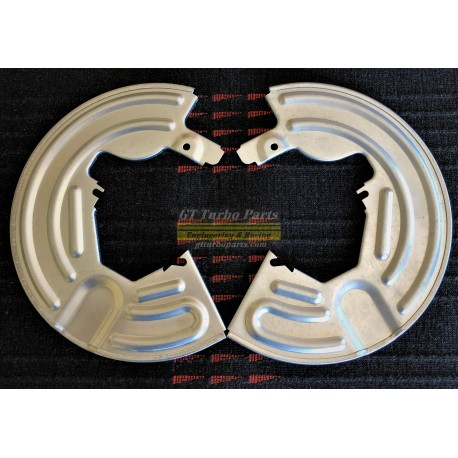 Front disc screens